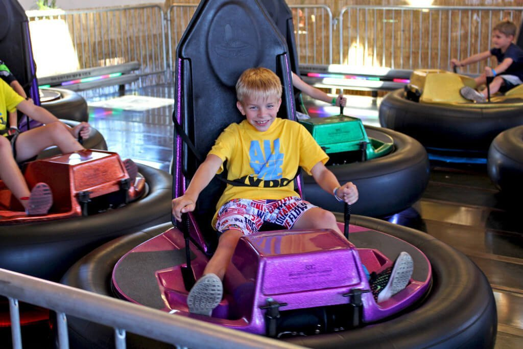 Village at Sunriver Bumper Cars