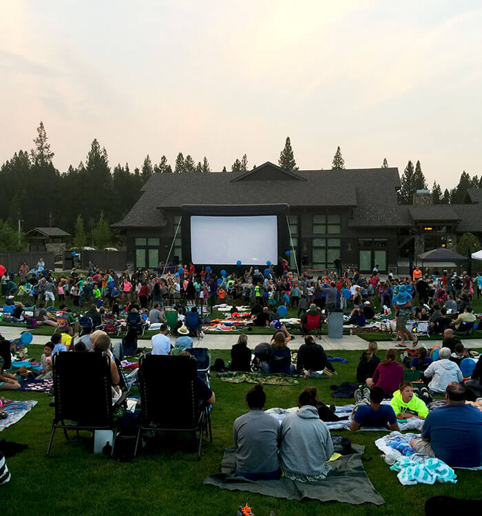 Twilight Cinema at The Village at Sunriver